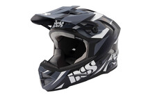 IXS Metis Moss Casque intgral gris/noir